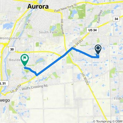 2678–2698 Darfler Ct, Aurora to 215 Angela Cir, Oswego