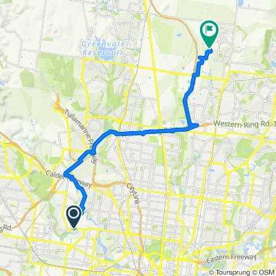 2D Old Canning Street, Avondale Heights to Frogmore Lane, Epping