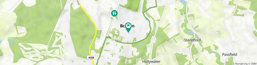 Ynsddu, Hendon Road, Bordon to Ynsddu, Hendon Road, Bordon
