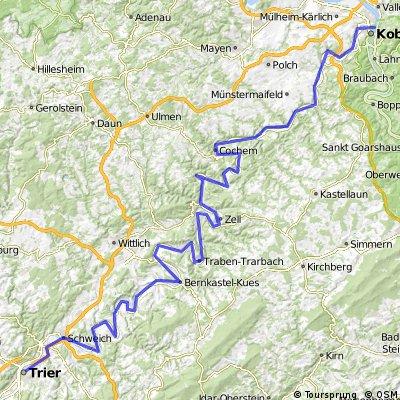 Mosel-Radweg: