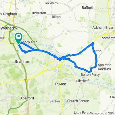 2 Nursery Way, Wetherby to 12 Nursery Way, Wetherby