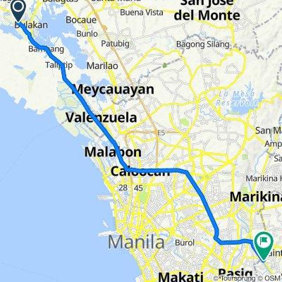 Bulacan 528 to Block 03 1137, Cainta