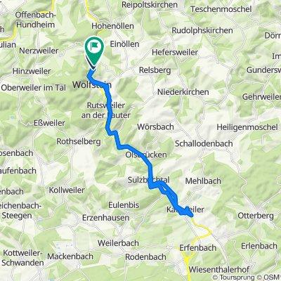 Talstraße 12, Oberweiler-Tiefenbach nach Talstraße 12, Oberweiler-Tiefenbach