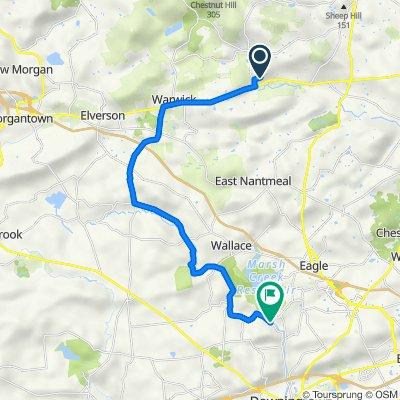 26–198 Sunrise Dr, Pottstown to 797–799 Dorlan Mill Rd, Downingtown