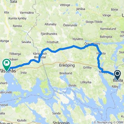 Bålsta - Västerås