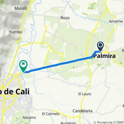 De Calle 42 # 35-188, Palmira a Calle 0 2172