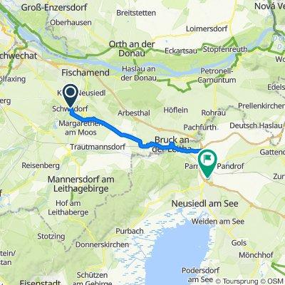 1. Tag Ebergassing-Parndorf