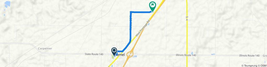 Allen Avenue 19, Hamel to Church Road 9405, Worden