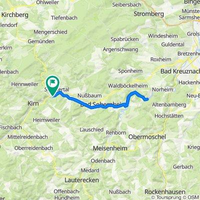 Industriegebiet 3, Hochstetten-Dhaun nach Industriegebiet 3, Hochstetten-Dhaun