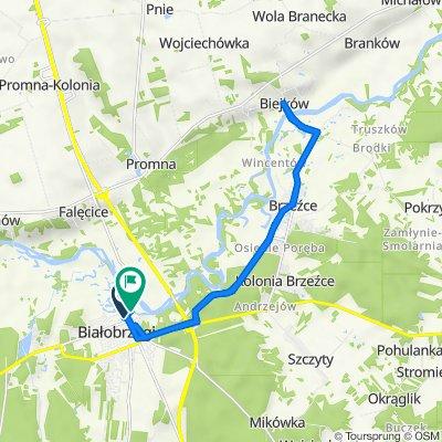Piekarska 7, Białobrzegi do Cicha 3, Białobrzegi