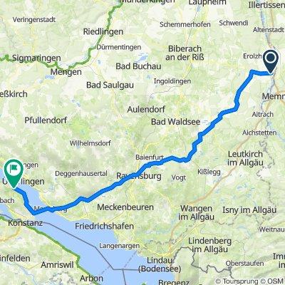 Pfarrhof, Kirchdorf an der Iller nach Sankt-Leonhard-Weg 26–28, Konstanz