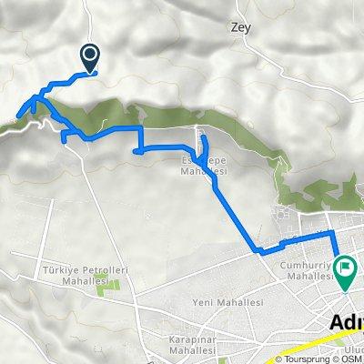 Unnamed Road, Oluklu to 30 Ağustos Caddesi 2