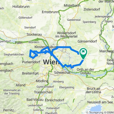 MKR-Kahlenberg-Sophienalpe-Lobau