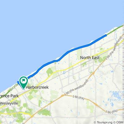 1087 Boyer Rd, Erie to 1087 Boyer Rd, Erie
