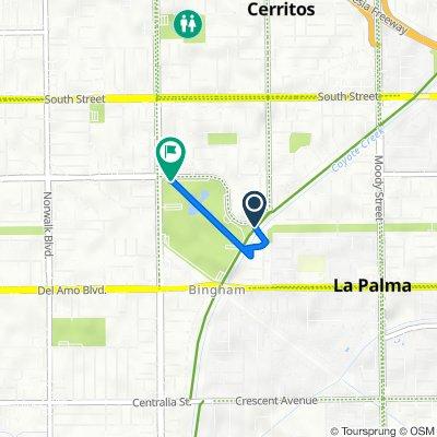 Moorshire Drive 12977, Cerritos to 195th Street 12612-12638, Cerritos