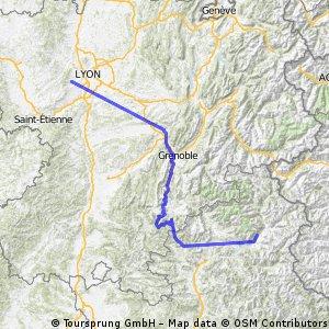 Alps Tour 2010 day 25