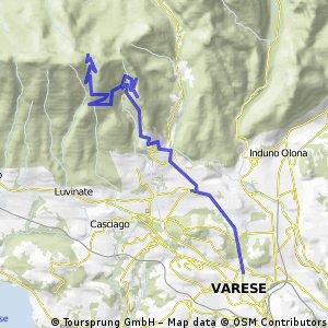 Vaese-Santa Maria del Monte-Varese