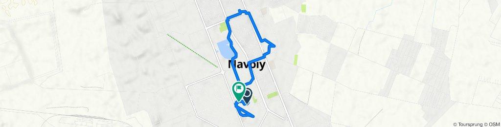 От Ulitsa Zarapetyana 26, Navoi до Navoiy ko'chasi