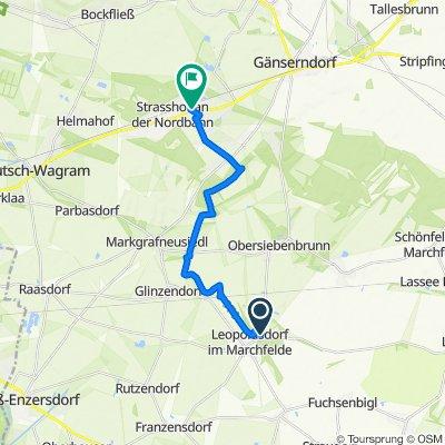 Leopoldsdorf - EMS Strasshof
