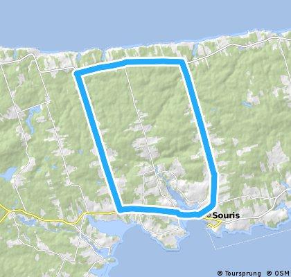 Souris/Bear River Loop