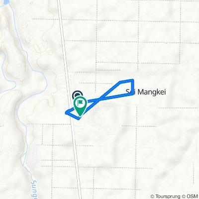 Jalan Mayang, Bosar Maligas to Sei Mangkei, Bosar Maligas
