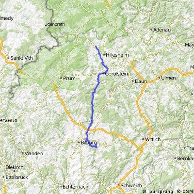 Kylltalradweg Part 2