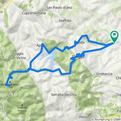 Cingoli - San Vicino
