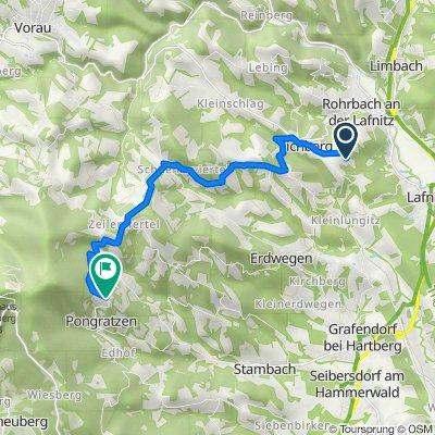 Eichberg 82 nach Pongrazen 16