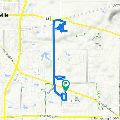 15271–15299 Smarty Jones Dr, Noblesville to 11170 Black Gold Dr, Noblesville