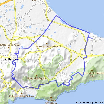 Mar de Cristal-La Union-Portman-Los Belones