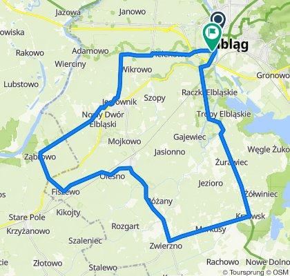 Wycieczka Nr 09/2021 – Ząbrowo – 11 lipca