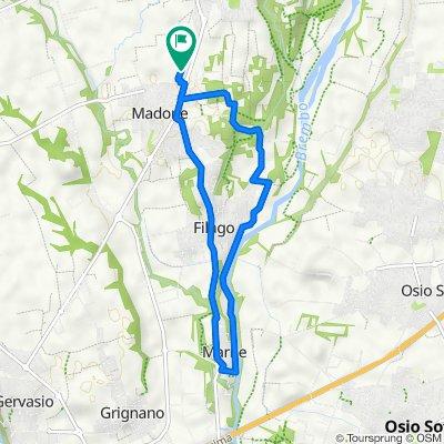 Da Via Dogana Vecchia 133, Madone a Via Dogana Vecchia 150, Madone