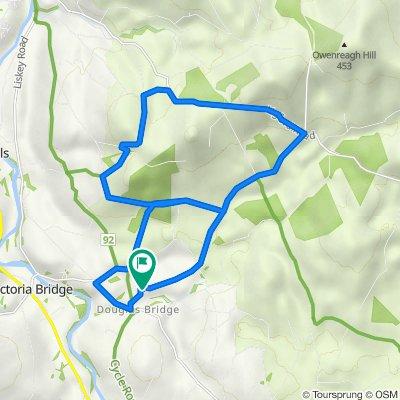 7 Knockiniller Road, Strabane to 7 Knockiniller Road, Strabane