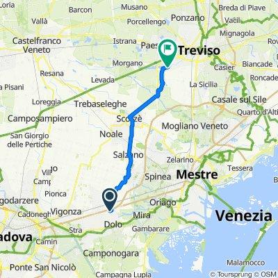 Da Via Lago di S. Croce 1, Cazzago a Strada di Canizzano 114/B, Canizzano