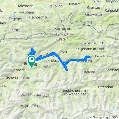 Reith im Alpbachtal Radfahren