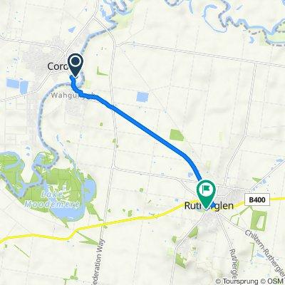 28 Bridge Road, Corowa to 149 High Street, Rutherglen