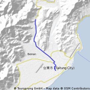 練騎:台東-初鹿