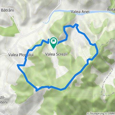 Ruta de Valea Screzi