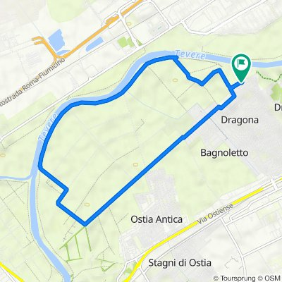 Da Via Sarnico 44, Dragona a Via Sarnico 44, Dragona