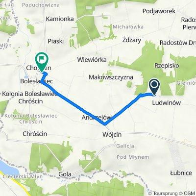 Ludwinów do Bolesława Pobożnego 4, Bolesławiec