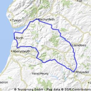 Best Ride in Wales