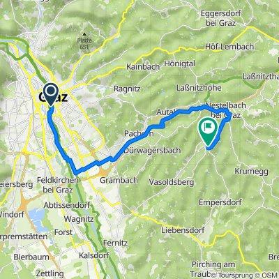 Friedrichgasse 21, Graz nach Kolmegg 46–47, Vasoldsberg