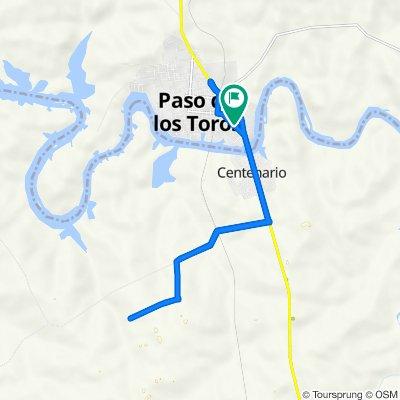 Bulevar José Artigas 9003, Sección 10 to Bulevar José Artigas 9003, Sección 10