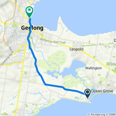 60 Hitchcock Avenue, Barwon Heads to 23 Drumcondra Avenue, Drumcondra