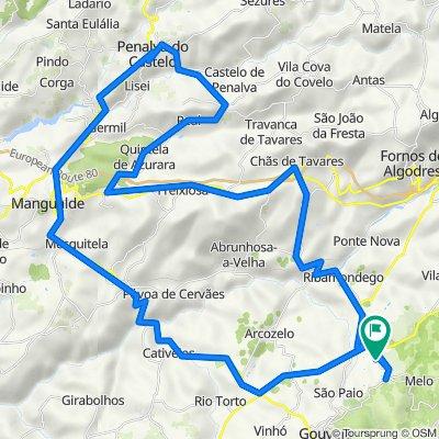 Fornos de Algodres Cycling