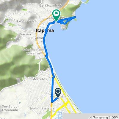 De Rua Duzentos e Quarenta e Quatro, 393, Itapema a Rua Cento e Nove, 112–202, Itapema