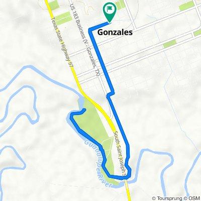 800–826 Espinosa Alley, Gonzales to 800–826 Espinosa Alley, Gonzales