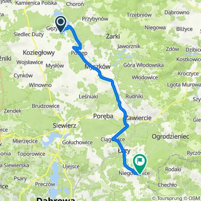 Kuźnica-Folwark 27, Kuźnica Stara do Grabowska 32, Niegowoniczki