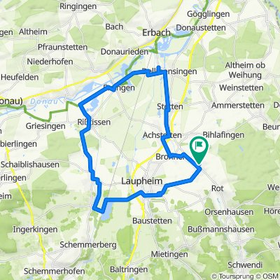 Burgrieden Radfahren