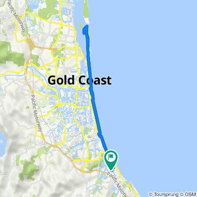 140 Mallawa Drive, Palm Beach to 147 Mallawa Drive, Palm Beach